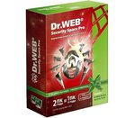 Антивирус dr. web security space pro